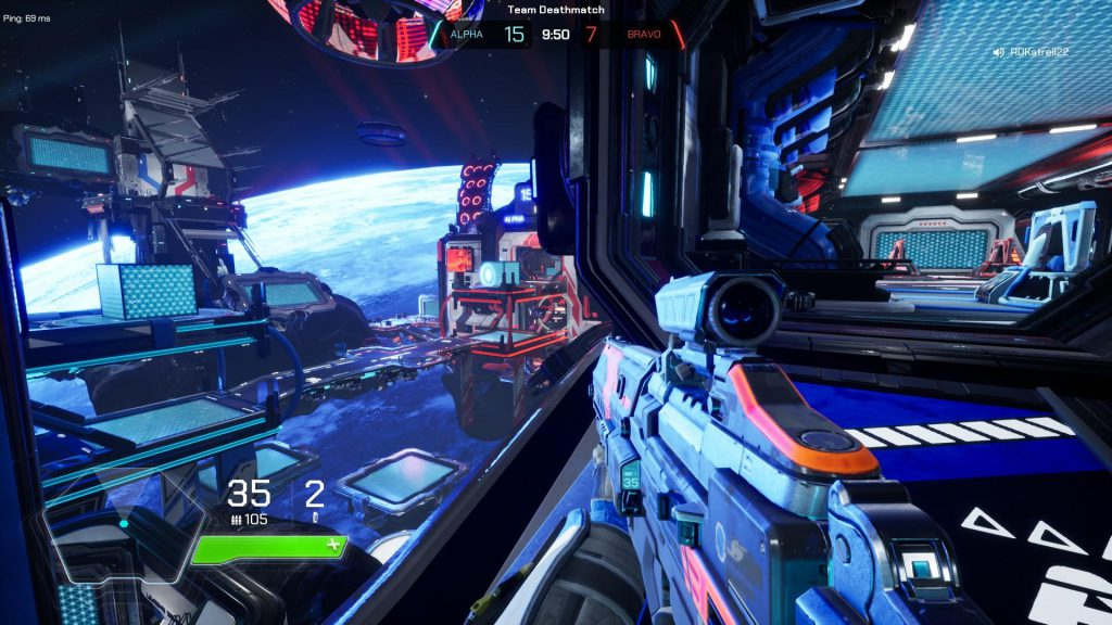 for the love of the game, ftlotg review, video game reviews, splitgate review, arena warfare review, splitgate arena warfare review, gigamax reviews, gigamax games reviews, video game review, indie game review