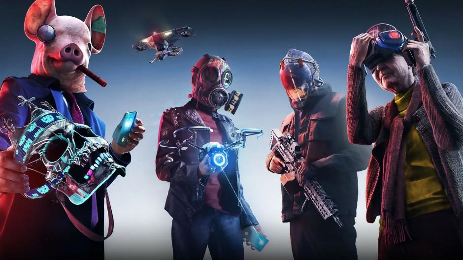 Watchdogs Legion Reveal, e3 watchdogs, watchdogs legion e3 2019, e3 2019 watchdogs, e3 2019 video game announcements