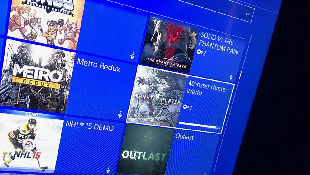 monster hunter error, monster hunter broken, monster hunter iceborne stuck downloading