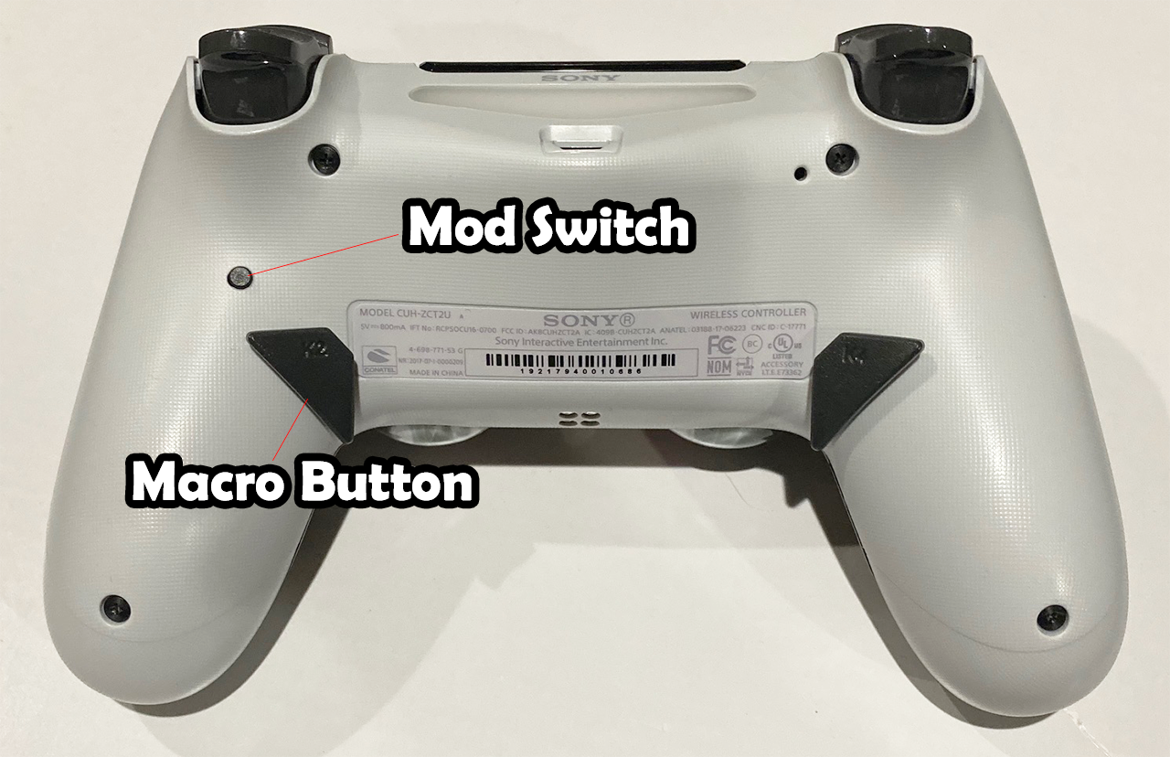 Megamodz, modded controllers, custom controllers, custom ps4 controller, modded ps4 controller, product reviews, gigamax reviews, video game gear, gaming gear