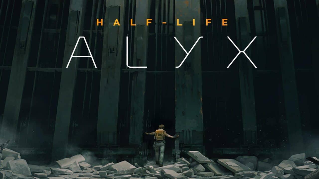 Half-life, half-life alyx, vr, virtual reality, vr gaming, vr half-life, half-life 3, valve, valve software, new half-life, video game news