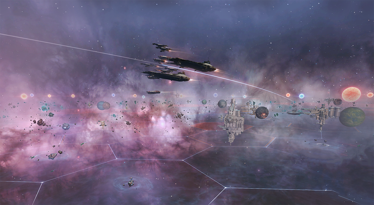 Starborne, mmorts, solid clouds, open beta, starborne open beta, video game news, mmo, indie developers, indie games