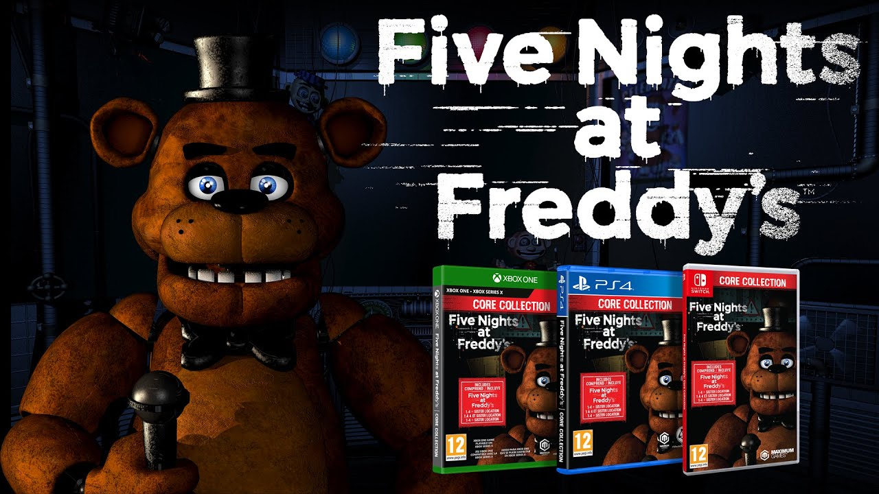 five night at freddy's collection