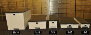 M.R. Solutions Safety Deposit Box Services