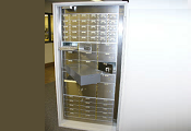 American Vault Safety Deposit Box