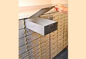 Hamilton Security Safety Deposit Box