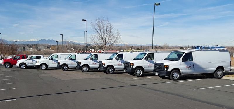 M.R. Solutions Van Fleet