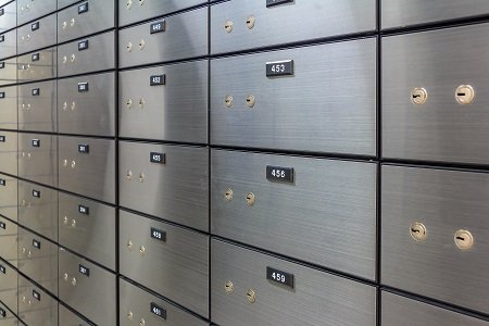 M.R. Solutions Safety Deposit Boxes