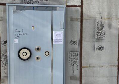 Modular vault construction