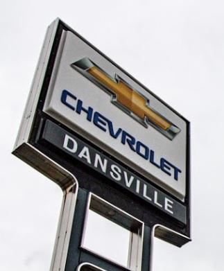 Dansville Chevrolet Logo
