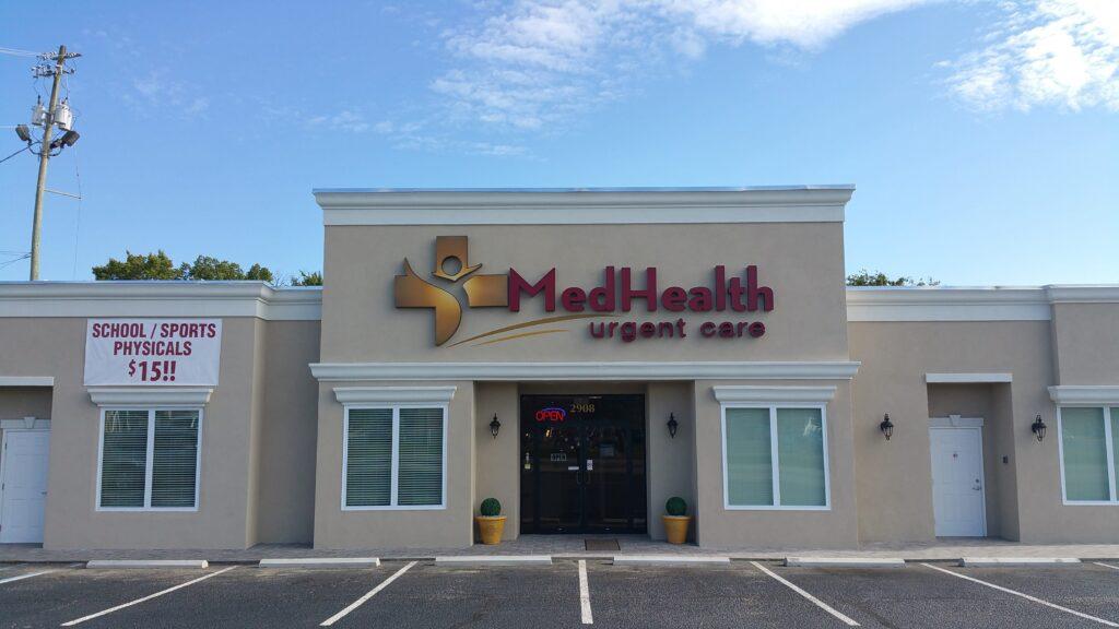 MedHealth Urgent care