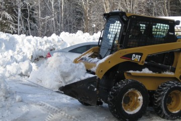 Snow Removal & Sanding
