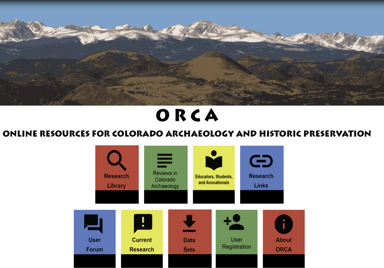 ORCA home page