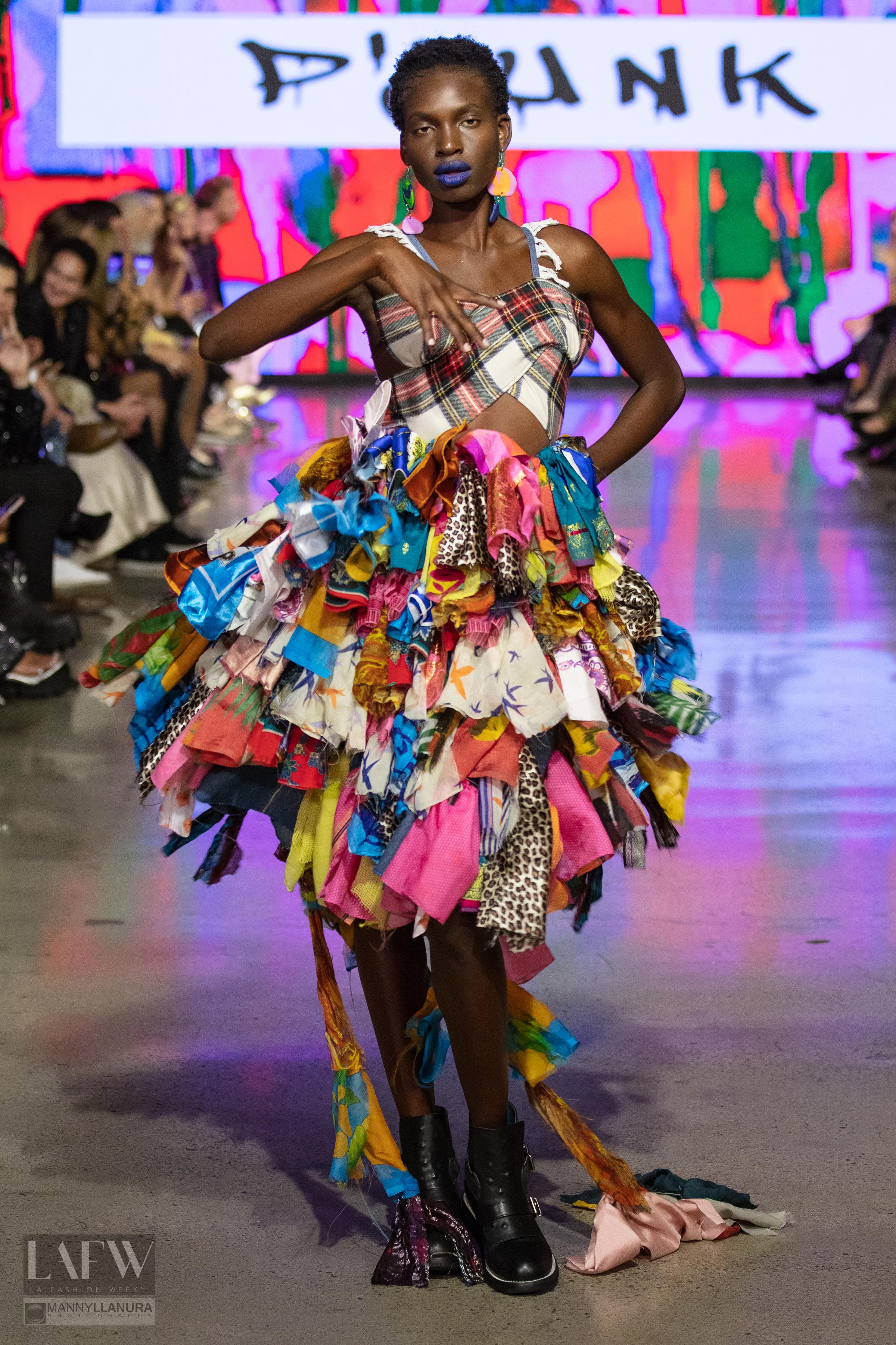 P'JUNK @ LA Fashion Week