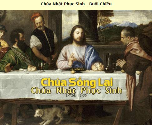 Suy Niệm - Chúa Nhật Phục Sinh - April 04 - Năm B - Daily Mass Thánh Lễ Online