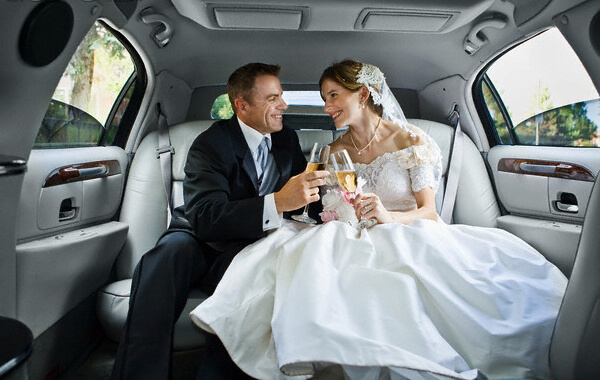 wedding limousine service Charlotte NC