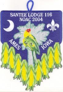 X6 - 2004 NOAC
