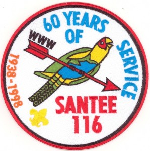 J3 - 60th Anniversary Jacket Patch