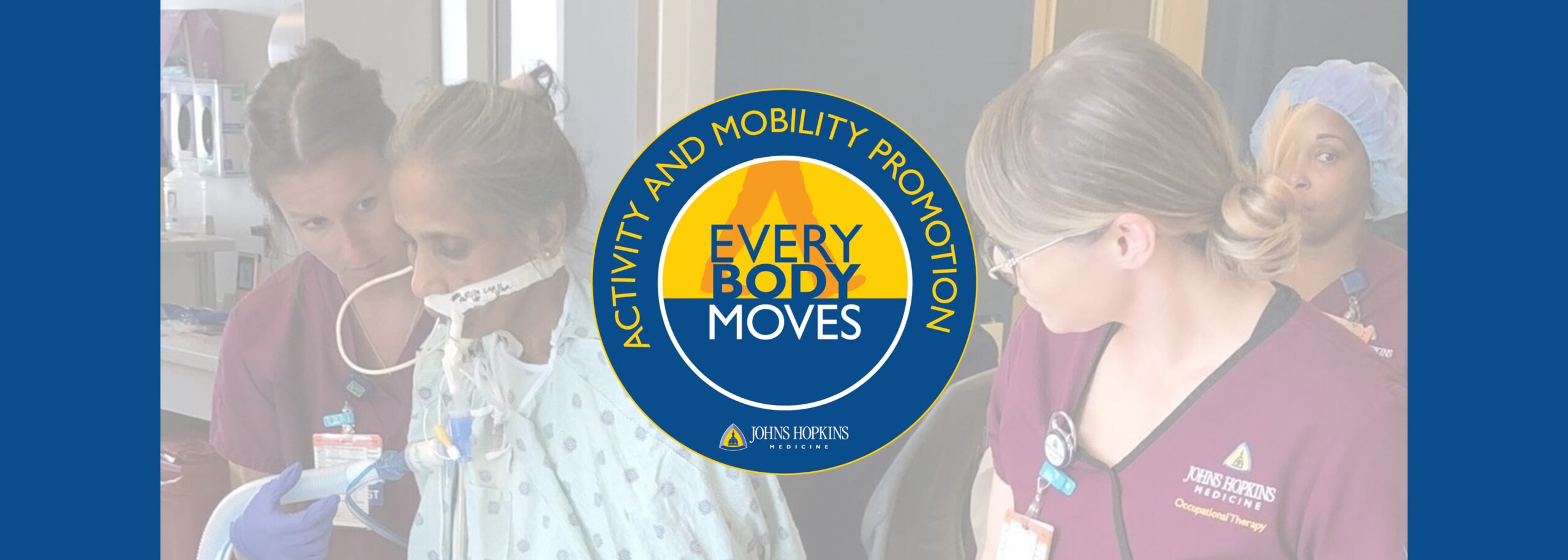 Johns Hopkins Activity and Mobility Promotion Solutions