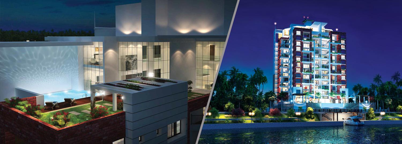 NeST Infratech Announces the JKH Signature Luxury Waterfront Apartments