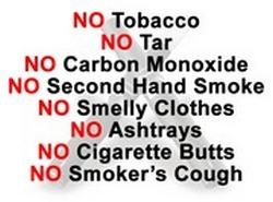 No tobacco