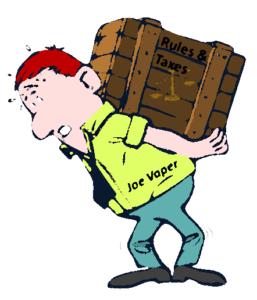 Vaper Joe Tax Load