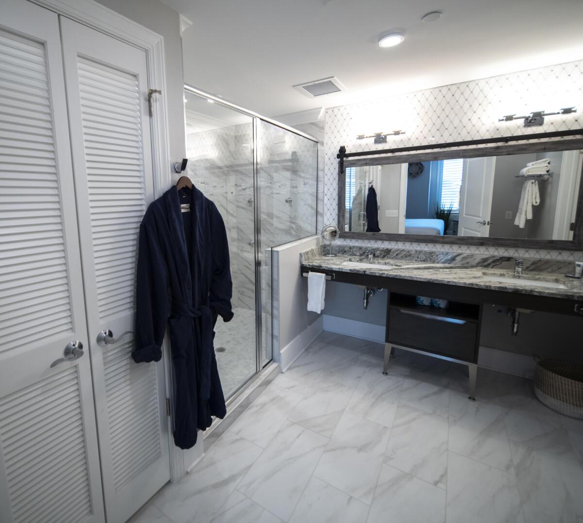 Sweetgrass Suite Bathroom