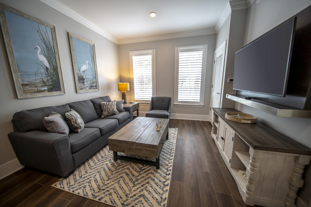 Sweetgrass Suite Living Area
