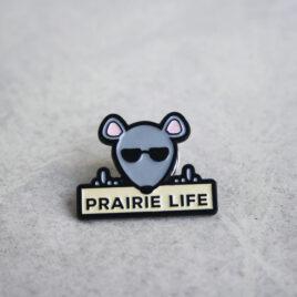 Prairie Life Enamel Pin