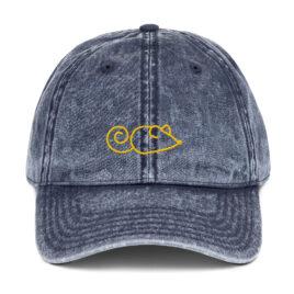 LMotP Vintage Look Embroidered Hat