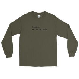 Vaccinated Long Sleeve Shirt