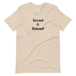 Vaxxed & Relaxed Tee