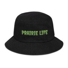 Praire Life Denim Bucket Hat