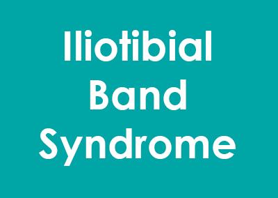 IliotibialBand Syndrome