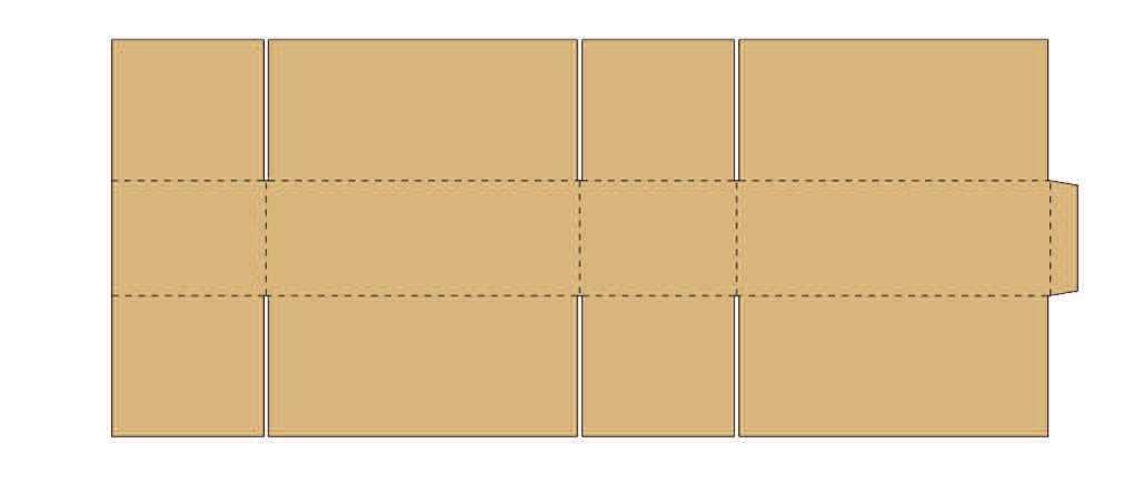 Full Overlap Carton (FOL) - 1