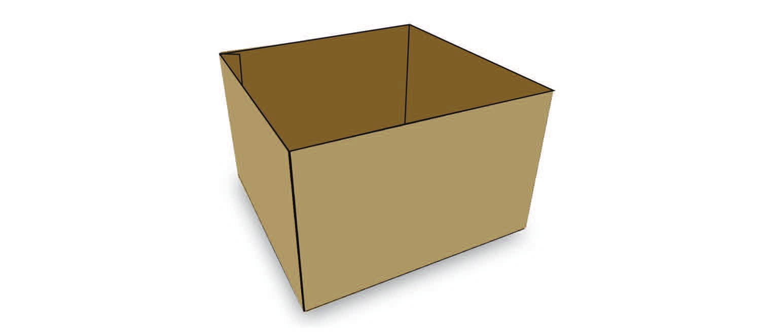 Half Slotted Cartons (HSC) - 2