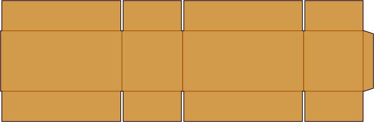 Regular Slotted Cartons (RSC) - 1