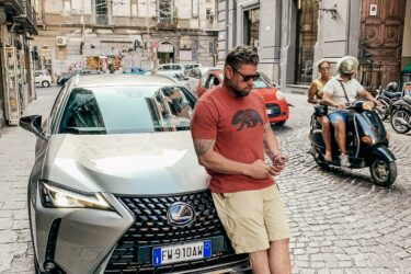 top tips for driving in italy