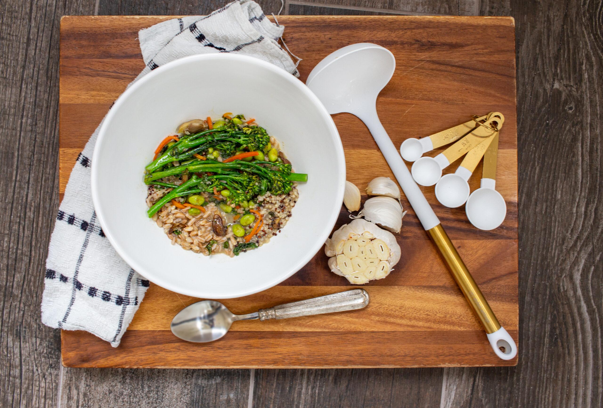 vegan immune boosting recipes