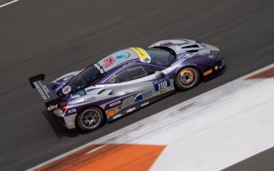 EMS Race Team Notches 7th Podium Finish of the Season in Spain