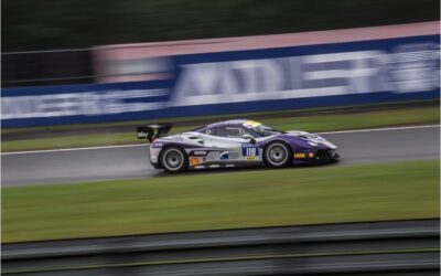 EMS Race Team Earns a Pair of Victories at the Ferrari Races in Germany