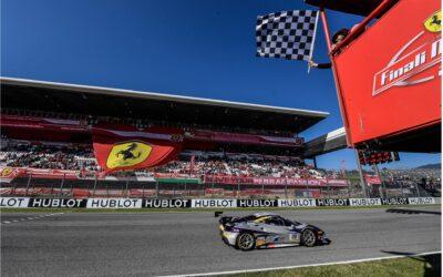 Ferrari Challenge Europe Tied at Top with Finali Mondiali to Determine Champion