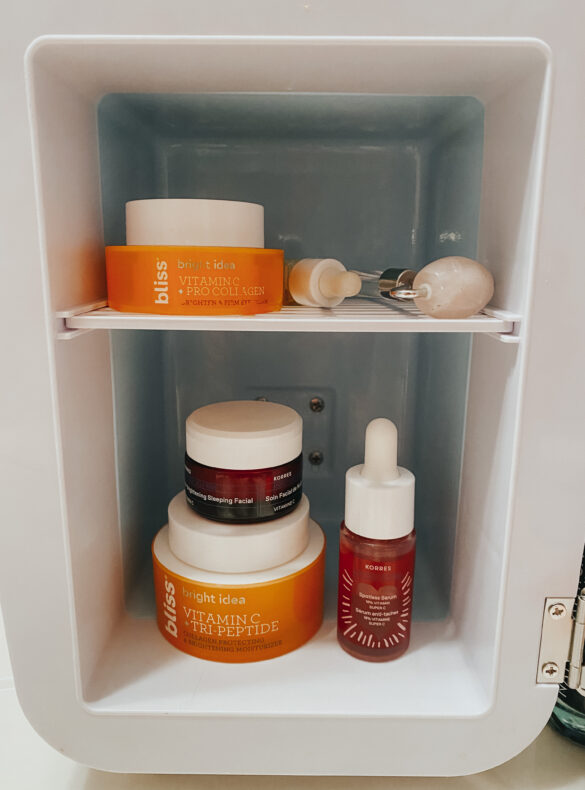 nighttime skincare routine for combination skin