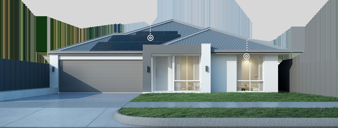 Solar & Energy Efficiency House