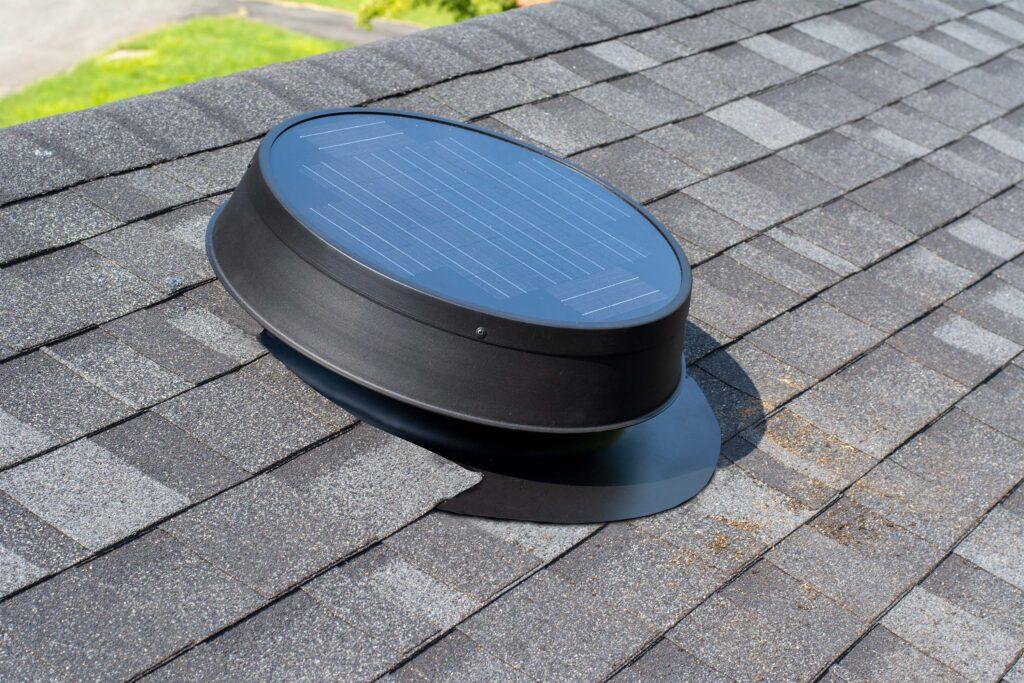 Solar Fan 2