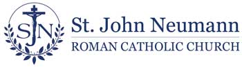 St. John Neumann Catholic Church Logo
