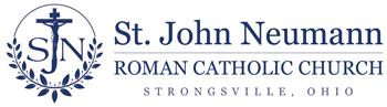 St. John Neumann Catholic Church Logo
