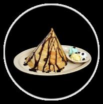 ice cream dosa