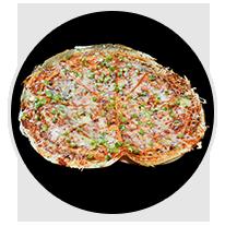 pizza dosa