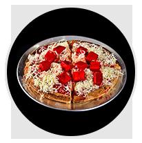tandoor paneer pizza